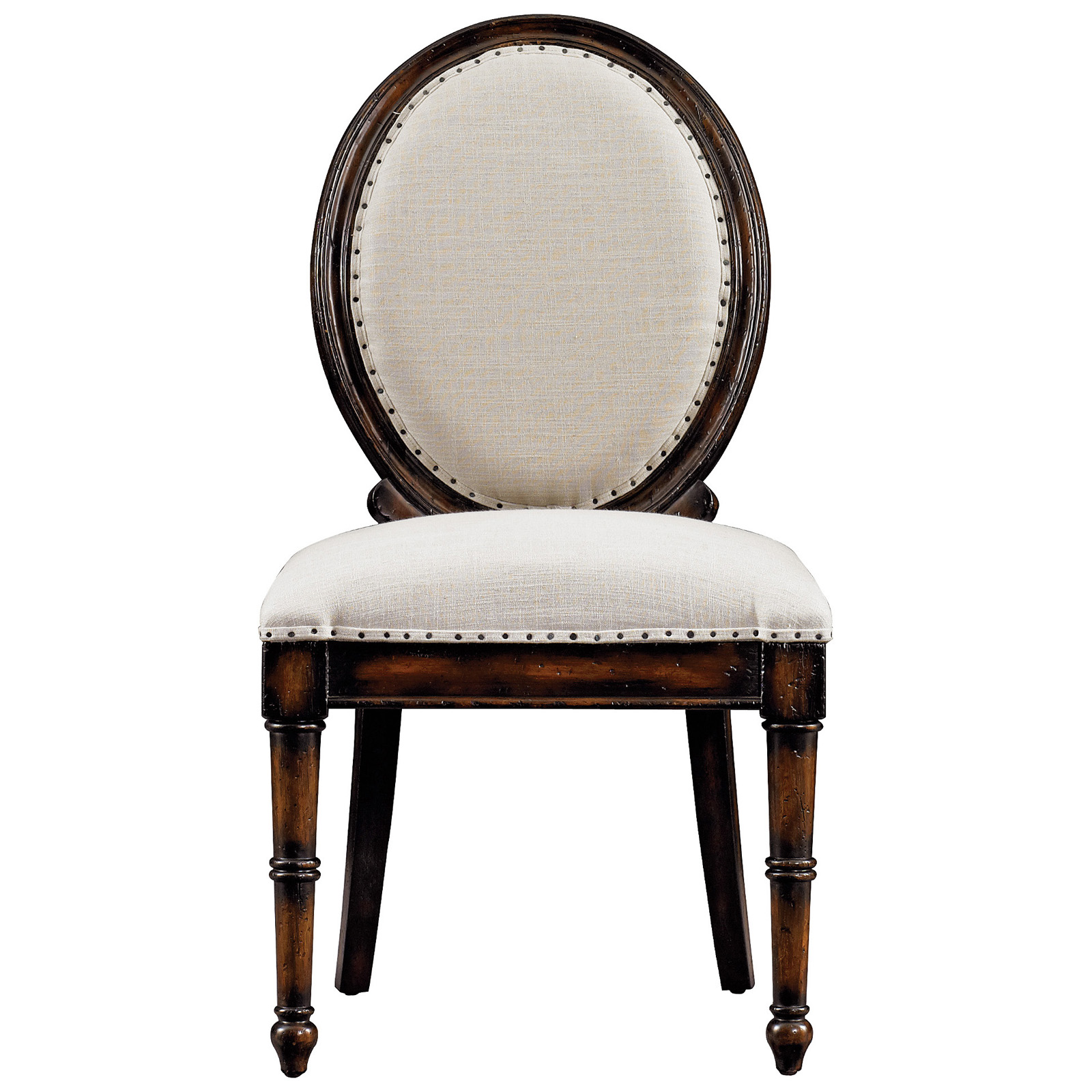 Stanley Furniture European Farmhouse #36: Stanley European Farmhouse Million Stars Side Chair - Dining Chairs At Hayneedle