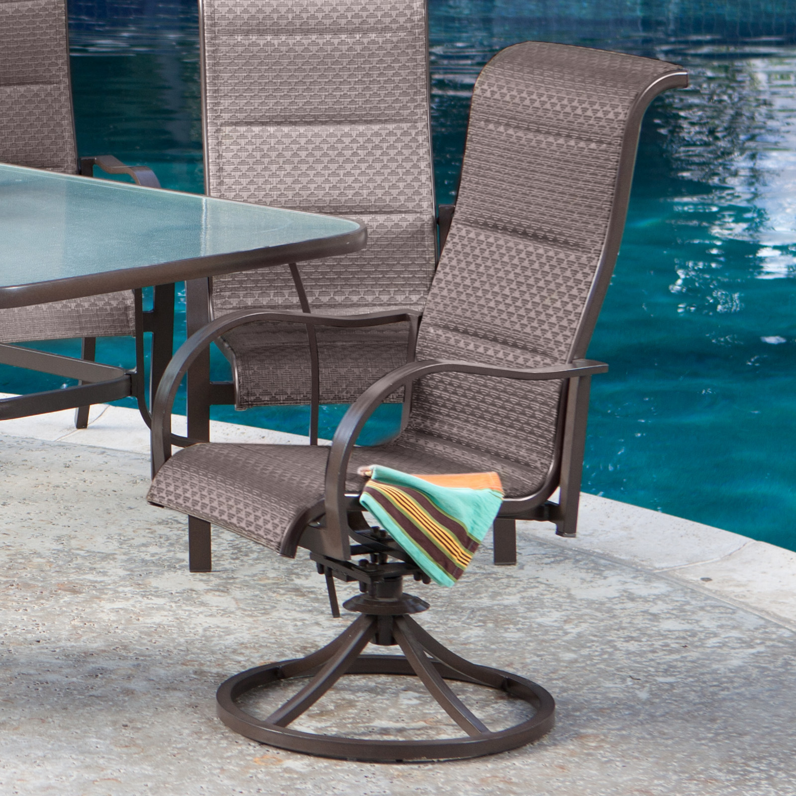 Patio Swivel Rockers Home Design Ideas and