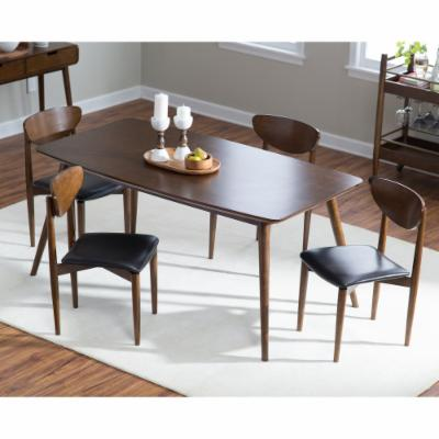 Belham Living Carter Collection Rectangular Dining Set