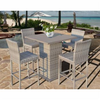 Square Bar Height Dining Set