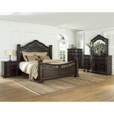 Wood & Metal Bedroom Furniture Sets | Hayneedle