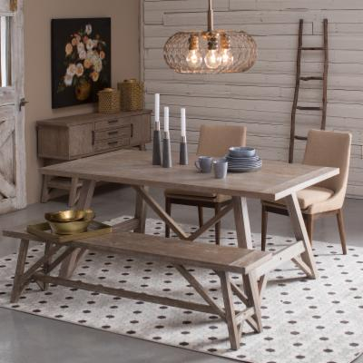 Rustic Kitchen & Dining Room Table Sets | Cyber Monday 2019 ...
