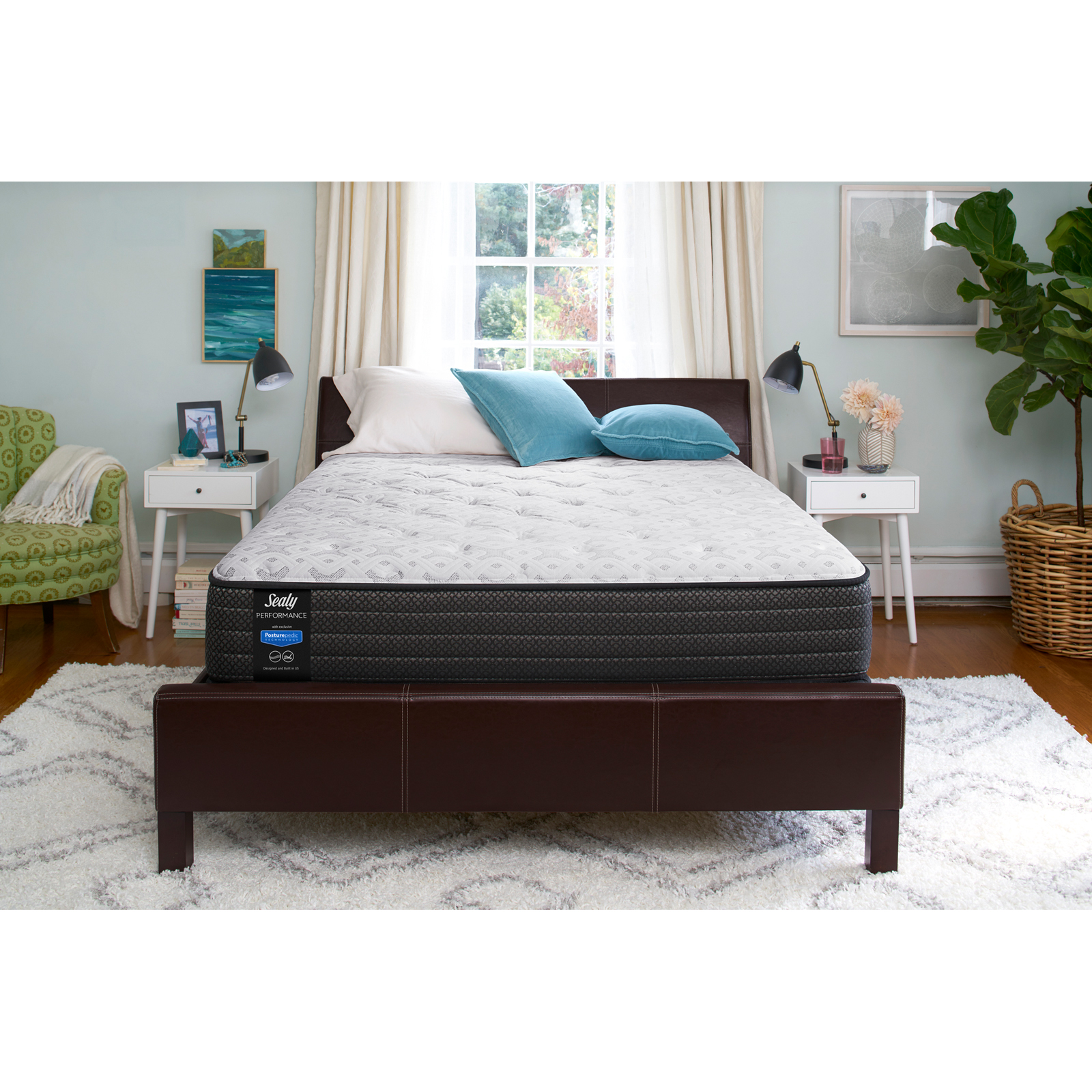 sealy response performance 12 in cushion firm tight top mattress