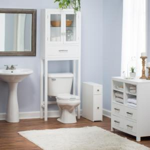 Affordable Bathroom Storage & More