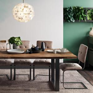 Down to Earth: Neutral, Minimalist Dining