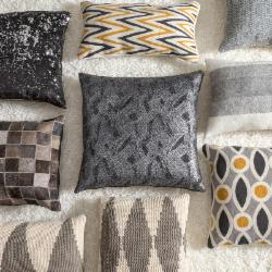 Gray Area: Neutral Pillow Picks