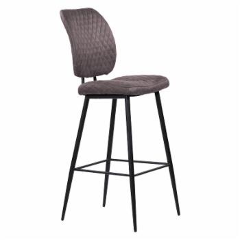 Home Chic Sherman 30 in. Armless Bar Stool