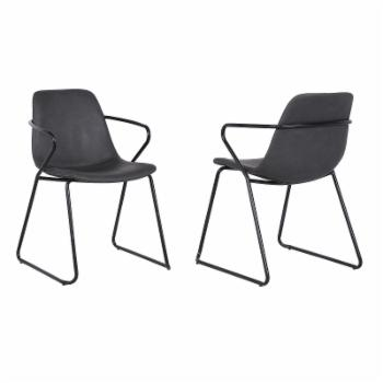 Armen Living Colton Dining Chair - Set of 2