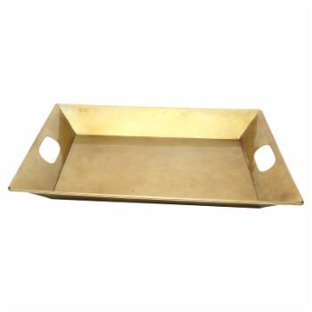 A & B Home Metal Tray