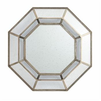 A & B Home Accent Wall Mirror - 40W x 40H in.