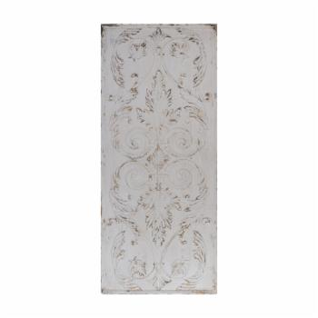 A & B Home Southern Living French Country Antique Wall Panel