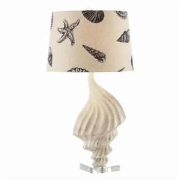 Anthony California P9801/2 Seashell Table Lamp - Set of 2