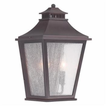 Acclaim Lighting Chapel Hill 9 in. Outdoor Wall Mount Lantern Light Fixture