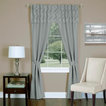 Achim Trellis 5 Piece Curtain Set
