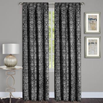 Achim Madison Rod Pocket Curtain Panel