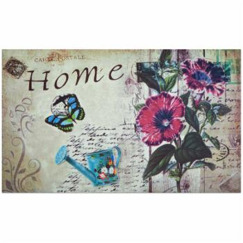 Achim Home Welcome Rubber Entryway Door Mat