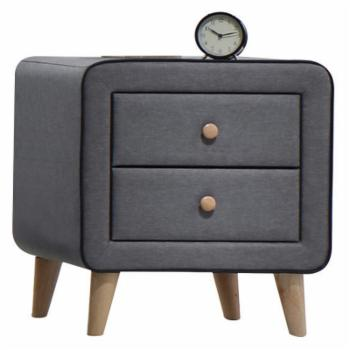 Acme Furniture Valda 2 Drawer Nightstand
