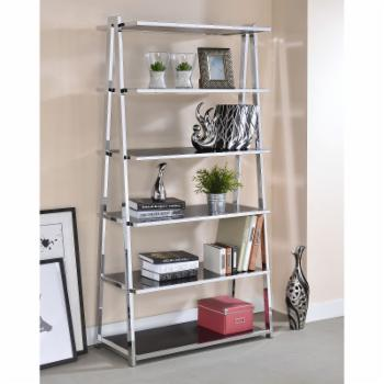 Acme Furniture Coleen Leaning Bookcase