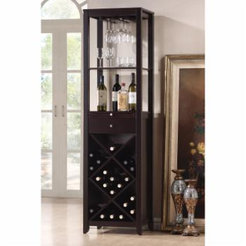 Acme Furniture Casey Wine Cabinet