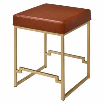Acme Furniture Boice 25 in. Backless Counter Height Stool