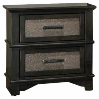 Acme Furniture Anatole 2 Drawer Nightstand