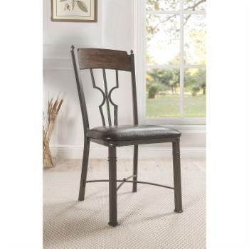 Acme Furniture LynLee Dining Side Chair - Set of 2