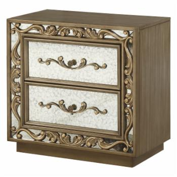Acme Furniture Orianne 2 Drawer Nightstand