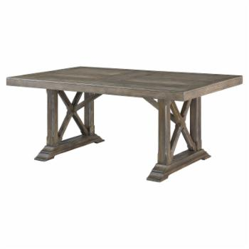 Acme Furniture Boyden Trestle Dining Table