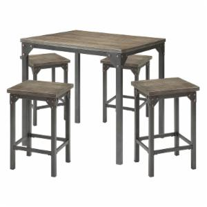 Rustic Kitchen & Dining Room Table Sets | Hayneedle