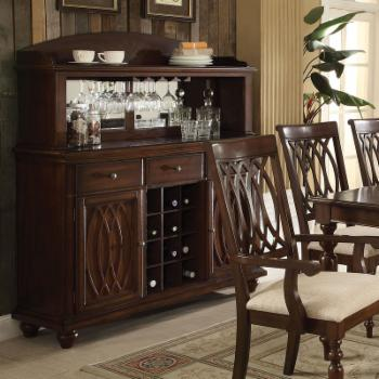 Acme Furniture Farrel Dining Server with Hutch