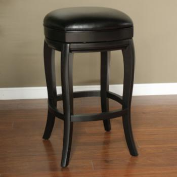 AHB Madrid Counter Stool - Black
