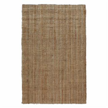 A1 Home Collections Handspun Boucle Jute Area Rug