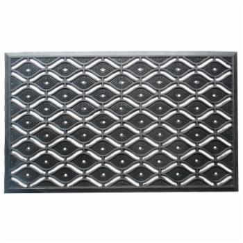 A1 Home Collections First Impression Eye Heavy Duty Rubber Mat