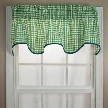 Ellis Curtain Strobe Wave Valance