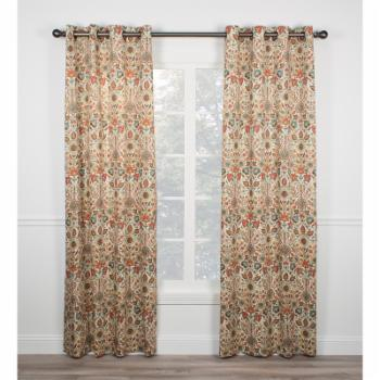 Ellis Curtain Adelle Grommet Pair
