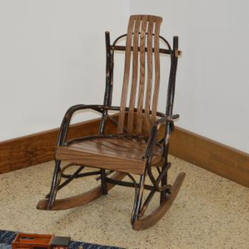 A & L Furniture Hickory Childs Rocking Chair