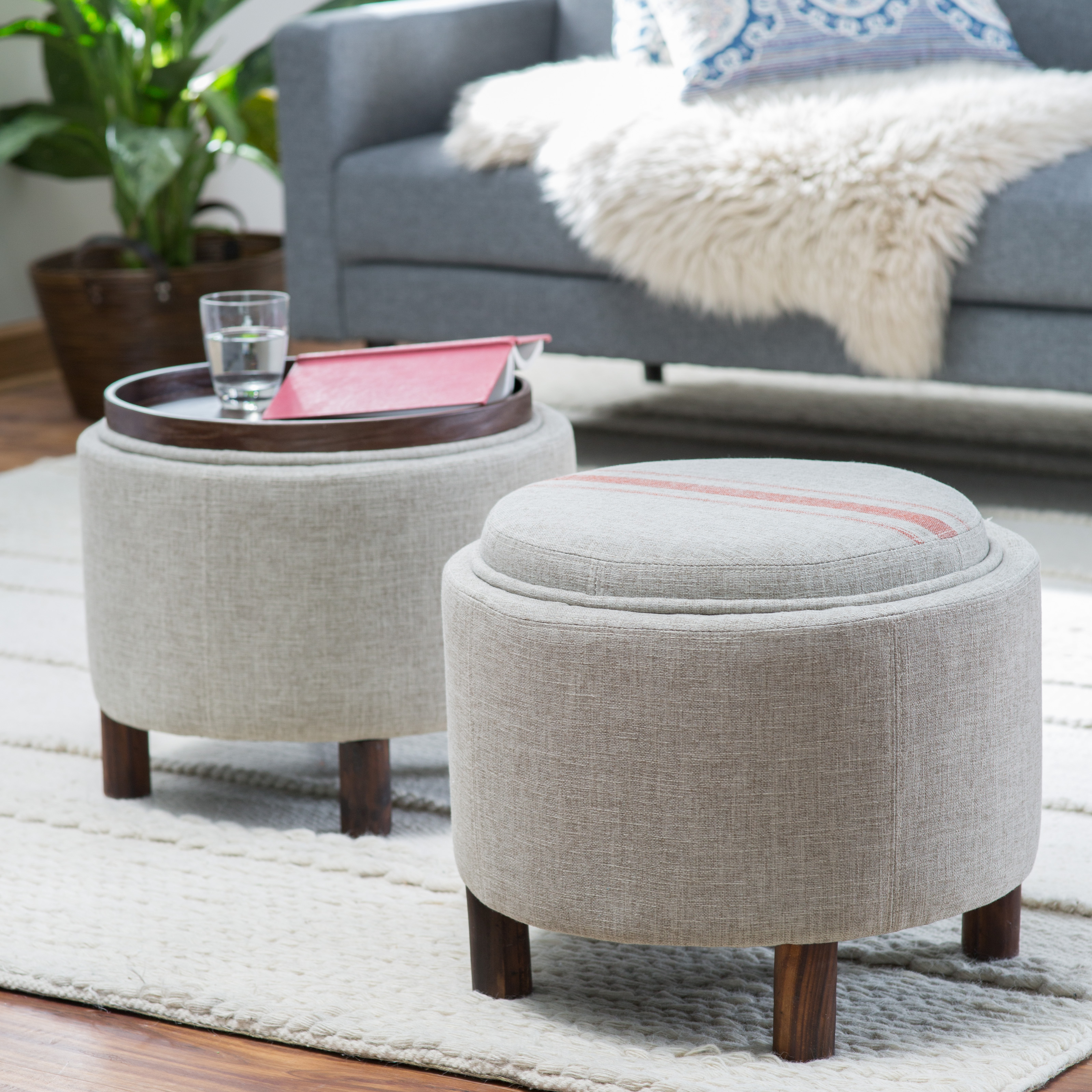 martin product cocktail leather flexsteel ottoman page