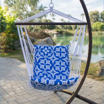 Coral Coast Kula Maui Hammock Chair - Blue