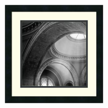 Architectural Detail No. 51 Framed Wall Art - 18W x 18H in.