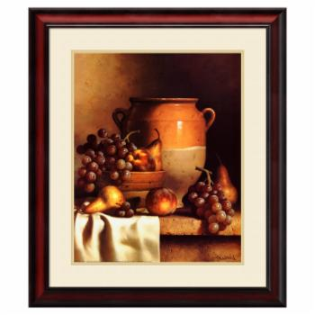 Amanti Art Framed Print - Confit Jar with Bowl by Loran Speck