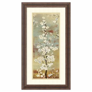 Amanti Art Framed Print - Blossom Canopy II by Asia Jensen