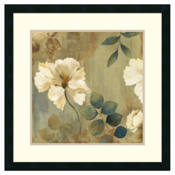 Amanti Art Framed Print - Golden Space I by Asia Jensen