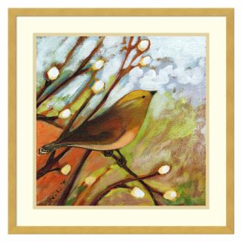 Amanti Art Framed Print - Longing for You Part I by Jennifer Lommers