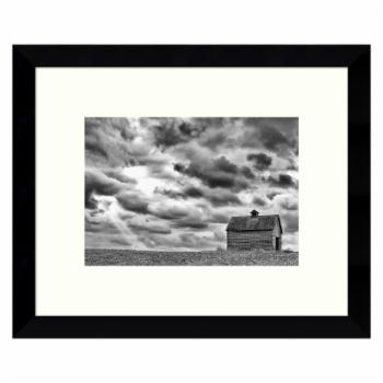 Amanti Art Framed Print - On the Hill by Trent Foltz