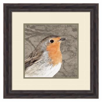 Amanti Art Feathered V Framed Wall Art