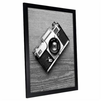 Americanflat 16 x 20 Black Poster Frame - Smooth Black Finish