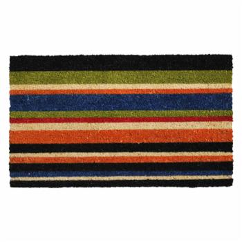 Home & More Triple Striped Outdoor Door Mat