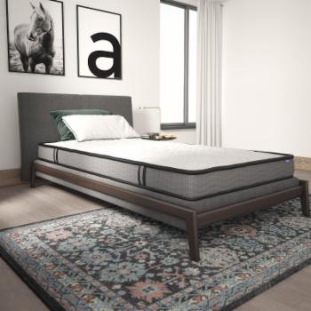 Better Homes & Gardens Dream True Reversible 8 in. Independently Encased Coil Mattress