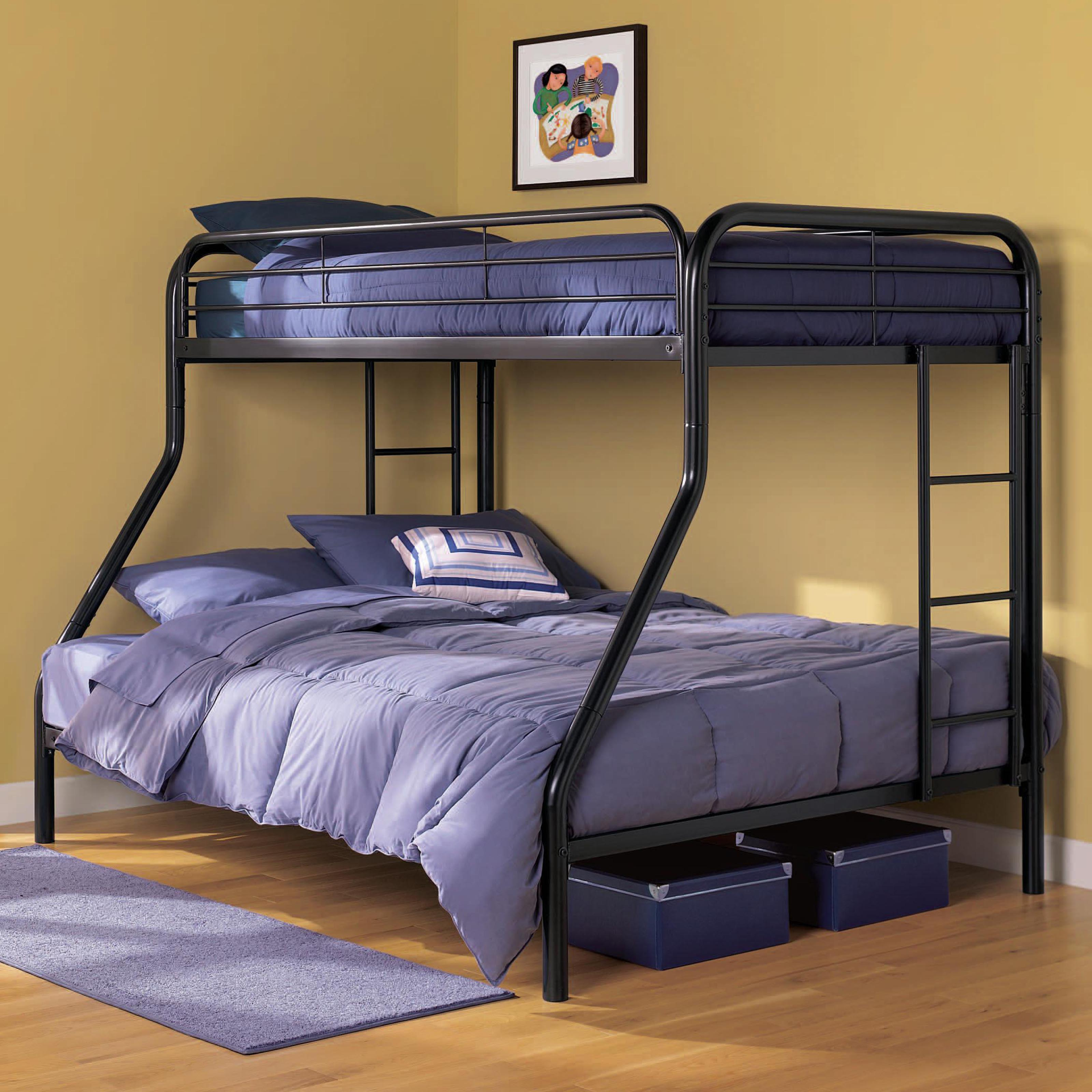 DHP Ambrose Twin over Full Bunk Bed | Hayneedle