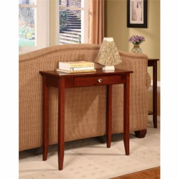 Ameriwood Industries DHP Rosewood Console Table